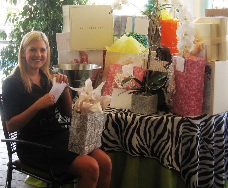 Tara shower gifts